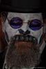 Dia De Los Muertos (Day of the Dead) - Glasses Man