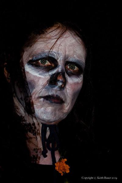 Dia De Los Muertos (Day of the Dead) - The Stare