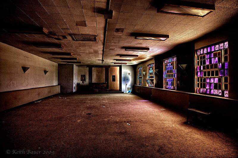Prison Sanctuary -  Abandoned NM Penitentiary