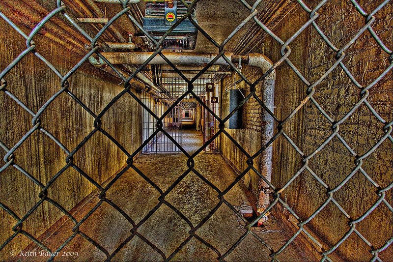Fenced In - Abandoned NM Penitentiary