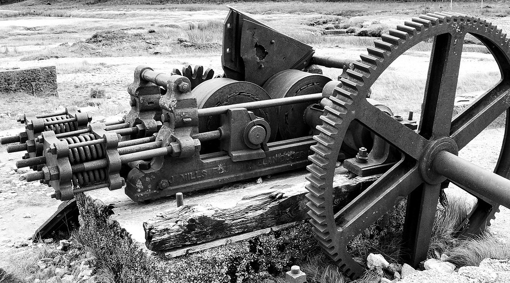 Roll Crusher, Ireland 2011