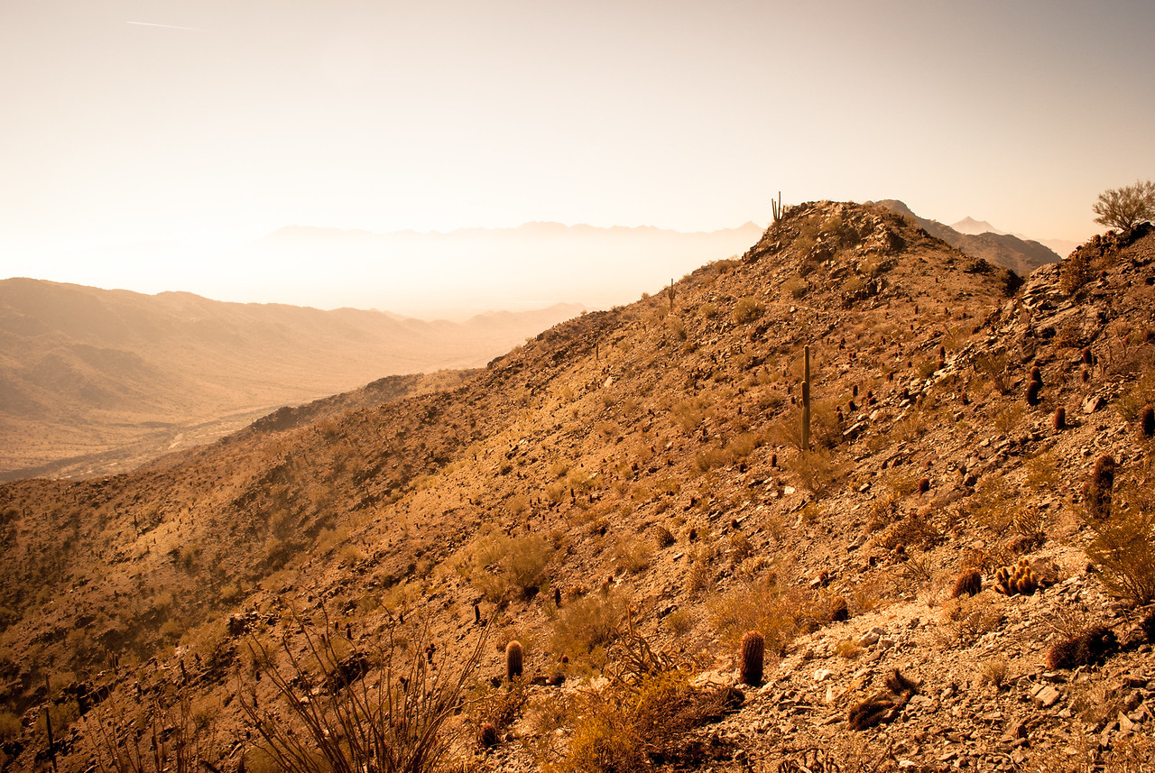Alta Trail, South Mountain, AZ 2012