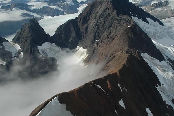 Alaska Glacier Mountains