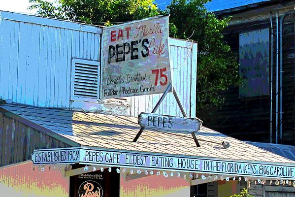 Key West - Pepe's Cafe