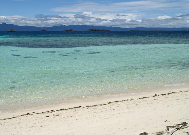 at the San Blas Islands, Panama. 2007