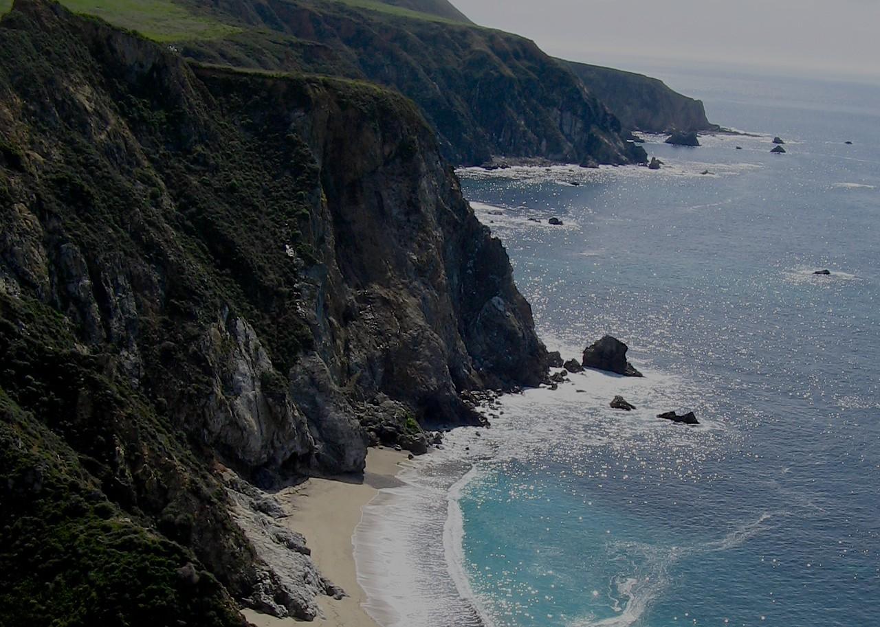 Northern California coast, 2007.