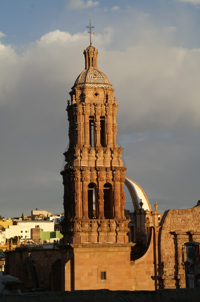 In Zacatecas, Mexico. 2007