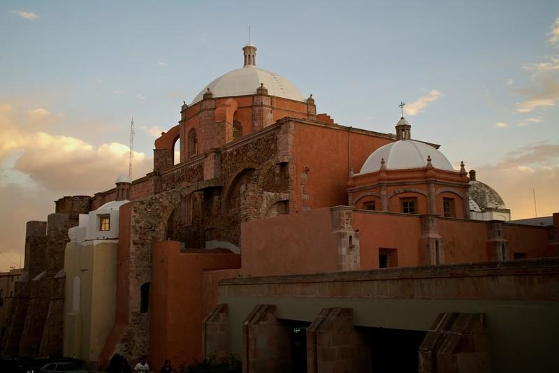 In Zacatecas, Mexico. 2007