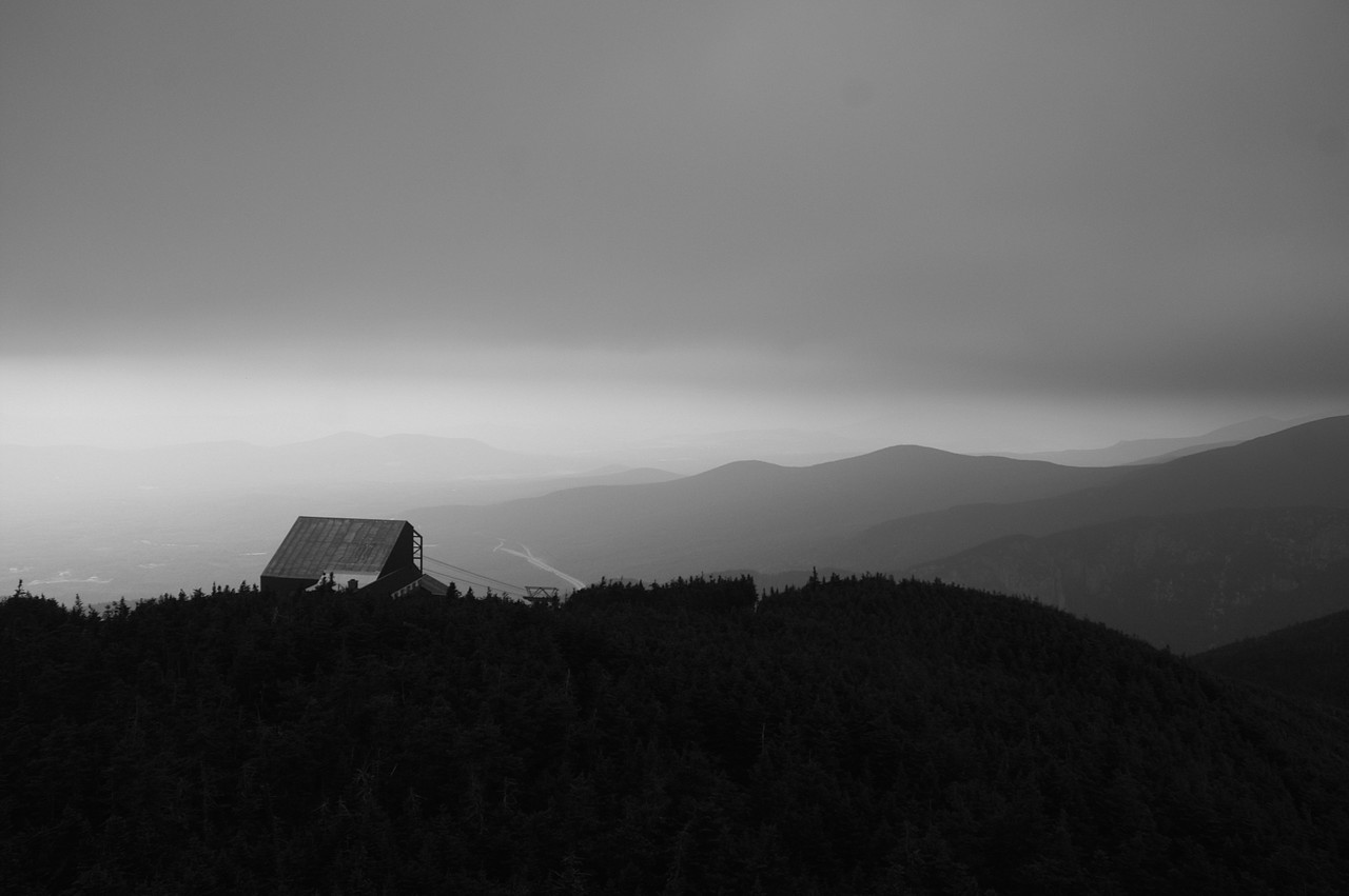 Mt Washington, New Hampshire. 2008