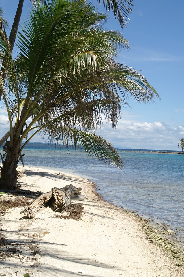 at the San Blas Islands, Panama. 2007