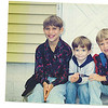 stu 10, alex alomst 7 and doug 3.5 ...9.8.1993