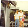 bob, shaun and me  7-1981