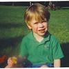 aki 5/ 1991<br /> that's one cutie pie, if i do say so myself!