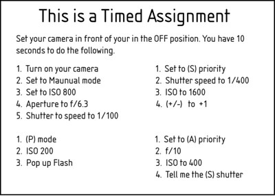 timmed assignment