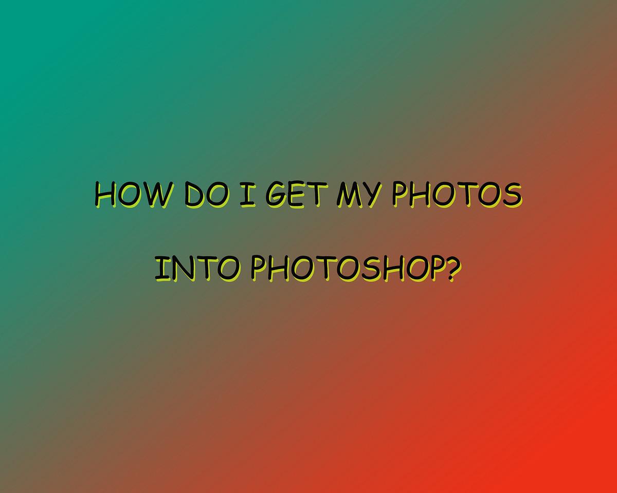 LOADING PHOTOS