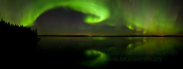 61 Wide Sky Aurora Borealis