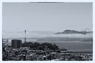 San Francisco, The bridge