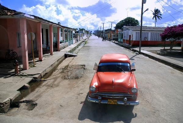 Cuba ,Santa Clara