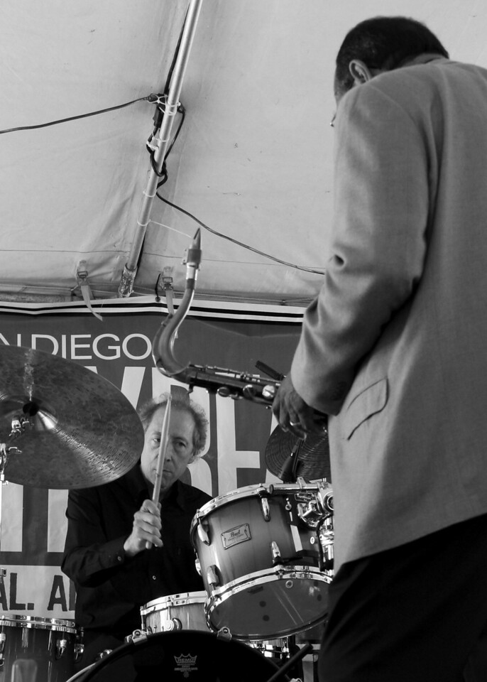 Ernie Watts, OB Music Festival fall 2010