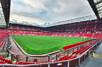 Old Trafford - Manchester [Handheld HDR]