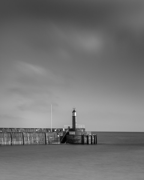 Watchet Harbour & Western Pier