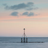 Minehead Marker Buoy at Sunrise - 2