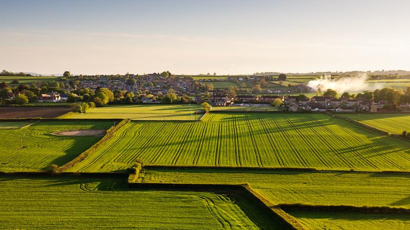 Somerset fields