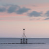 Minehead Marker Buoy at Sunrise - 1