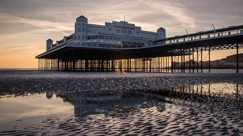 Weston-Super-Mare Pier