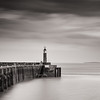 Watchet Harbour West Pier- Long exposure - 2