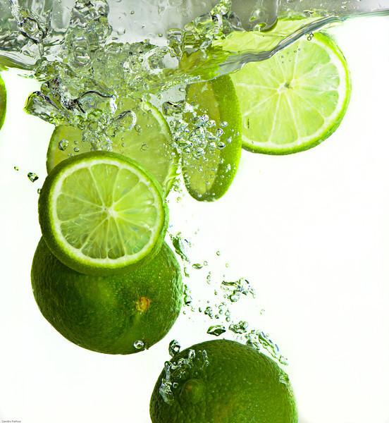 A Splash of Lime