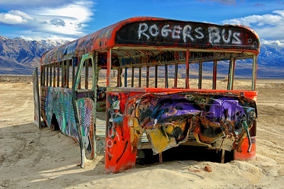 """All Aboard Rogers Bus"""