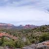 Sedona Red Rock panorama