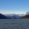 Lillooet Lake and pals