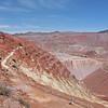 Morenci open pit copper mine