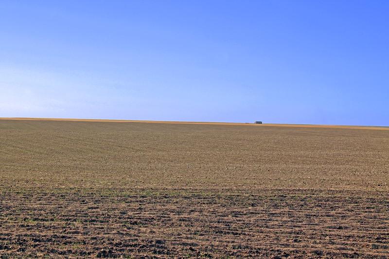 On An Endless Plain