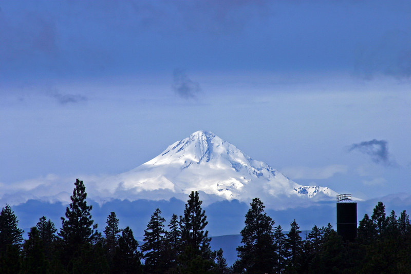 Mt. Hood unveiled