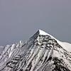 Ruffled peak
