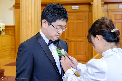 Somi and Chris Wedding