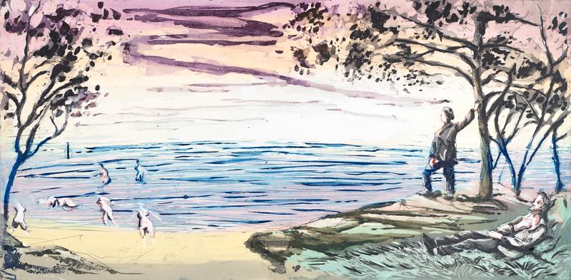 Havet og kjærligheten, 2019, 2700,-