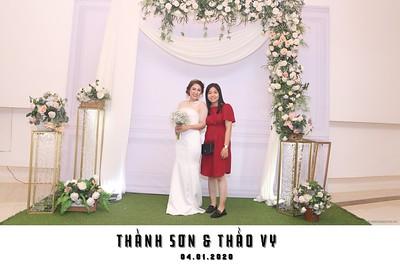 Thành Sơn & Thảo Vy wedding @ Capella Parkview | wedding instant print photobooth in Ho Chi Minh City | Chụp hình lấy liền Tiệc Cưới tại TP Hồ Chí Minh | Photobooth Saigon