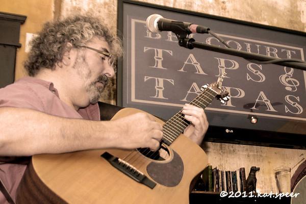 20110908 Sam Cooper's Songwriter Thursday