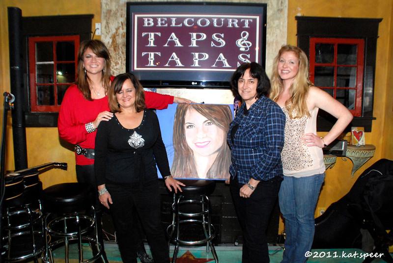20111026 Songbirds Belcourt Taps & Tapas 82
