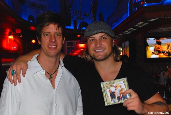 20090924 KURTIS CD Release