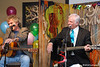 Jerry Foster 75th Birthday 018 Gary Davis w Jerry Foster
