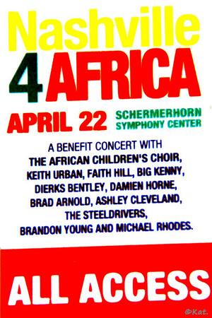 20090422 Nashville for Africa