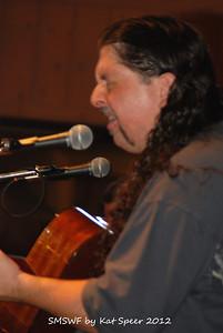 Smoky Mountains Songwriters Festival 2012 36 Chris Wallen
