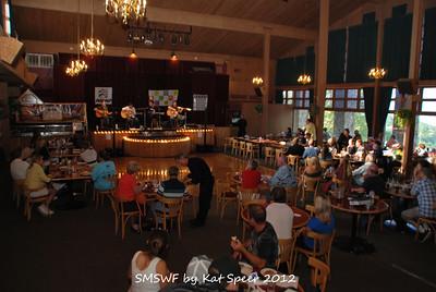 Smoky Mountains Songwriters Festival 2012 24 Ober Gatlinburg w Clay Mills w Marty Dodson w BobbyTomberlin w Chris Wallin