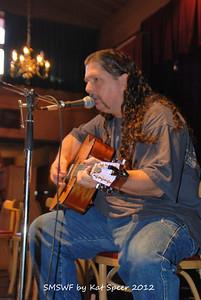 Smoky Mountains Songwriters Festival 2012 1 Chris Wallen