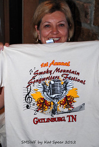 Smoky Mountains Songwriters Festival 2012 52 Sherri Webb